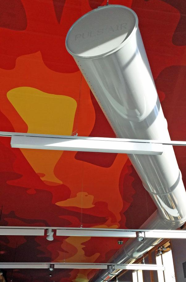 Gaine air PULS'AIR - Vulcania