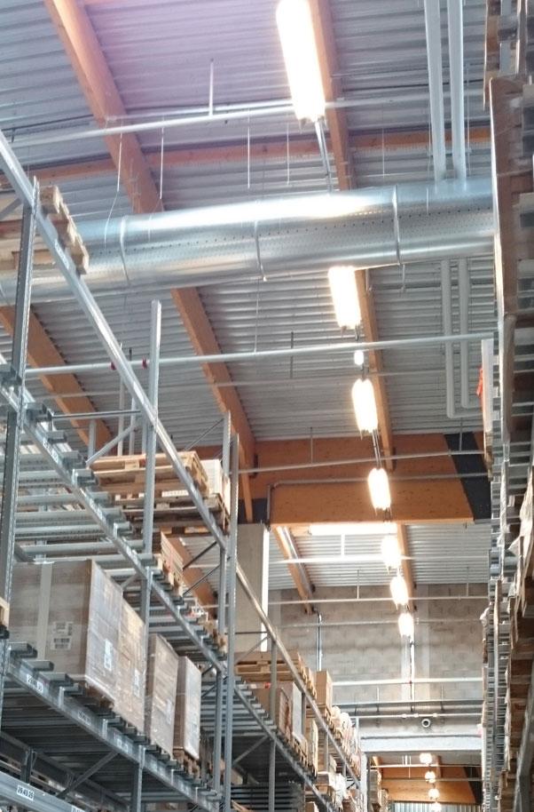 Gaine air PULS'AIR - IKEA